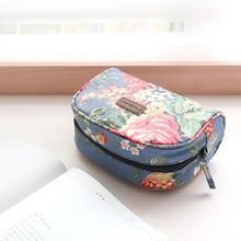 iswas - Floral Print Pouch