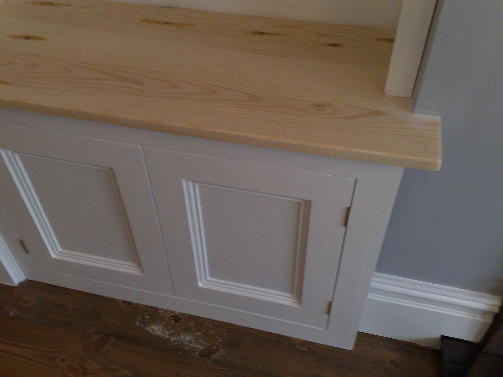 becky bell cabinetmaker bespoke kitchens london alcove cabinets