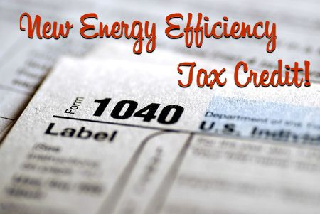 energy efficiency tax credit