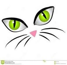 Image Result For How To Draw A Cartoon Cat Face Cat Face Cat Art Clip Art