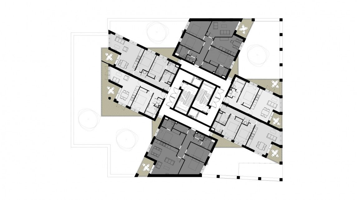 17 21 Wenlock Road How To Plan Timber Social Housing