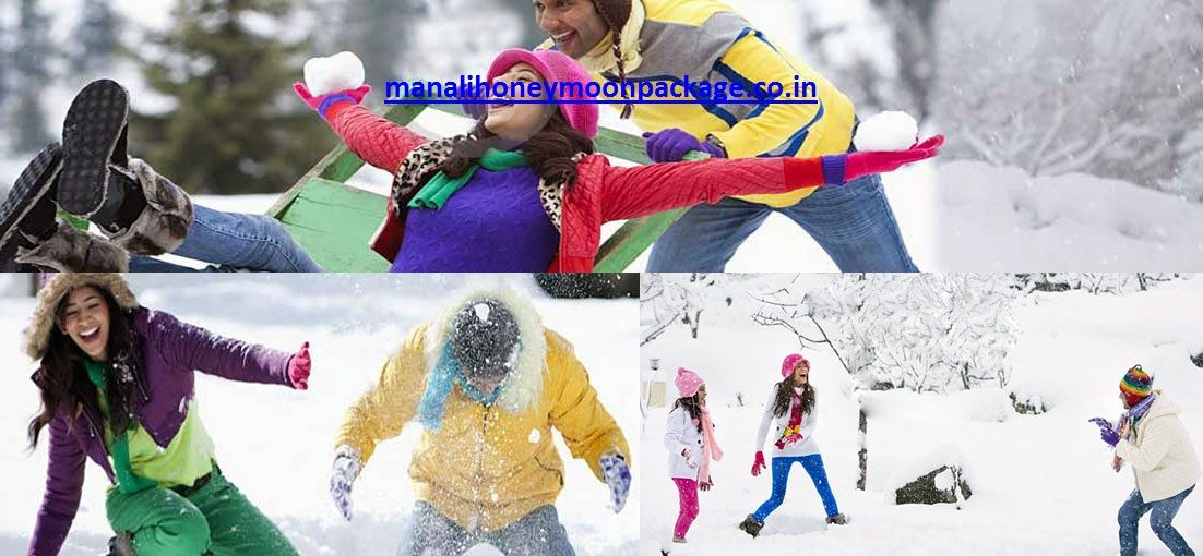 The best service offer Manali honeymoon packages saves the