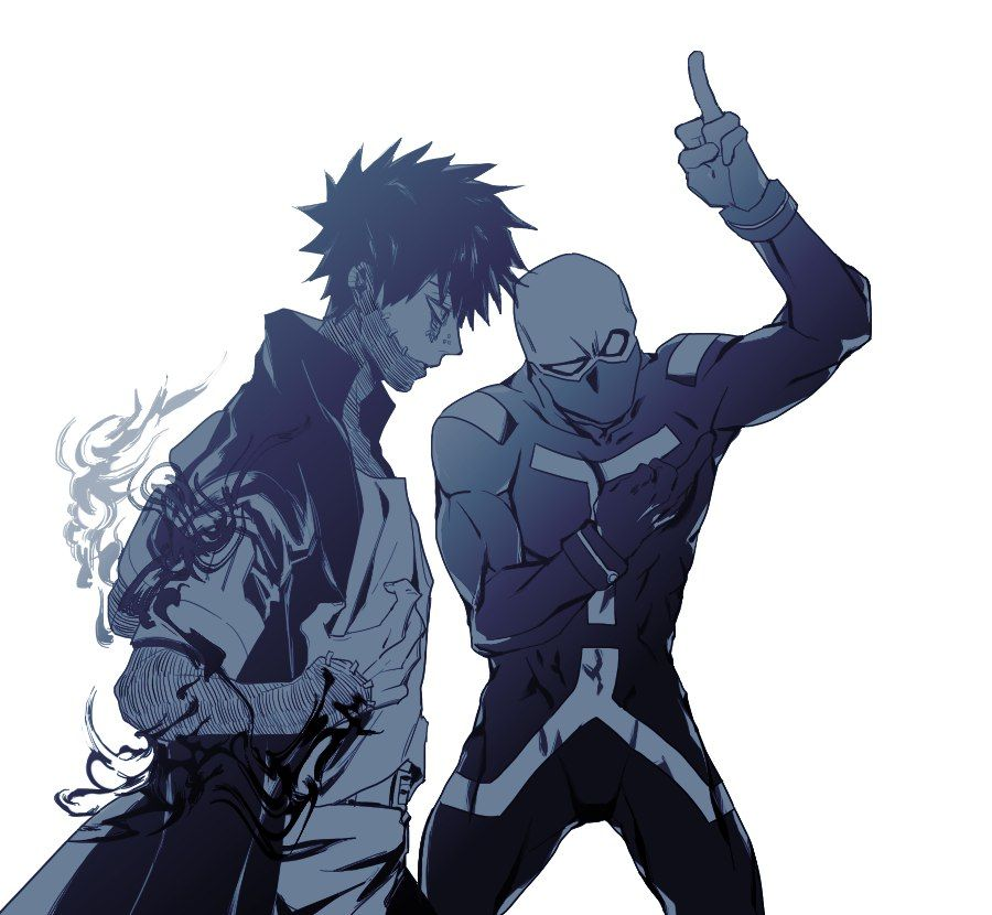 Boku No Hero Academia Dabi Jin Bubaigawara Twice Hero Boku No Hero Academia My Hero