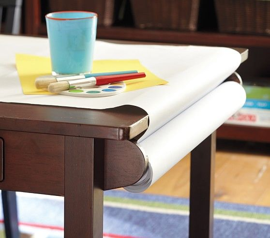 Play Table Paper Roll Pottery Barn Kids