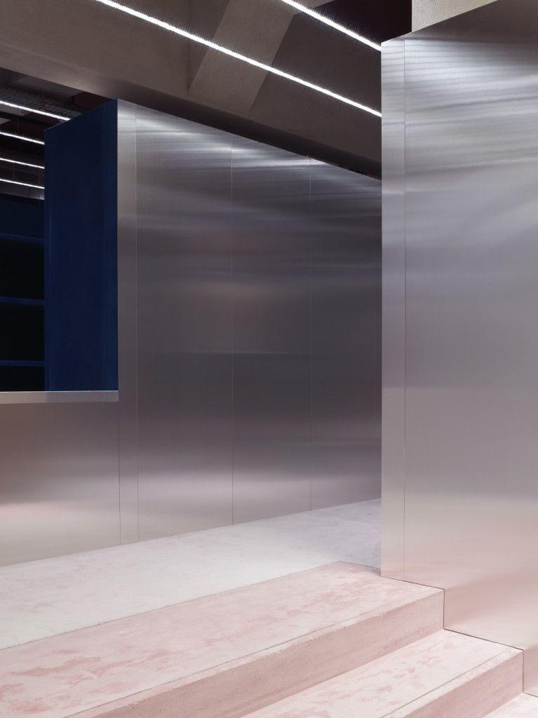 Bozarth Fornell Architects ACNE STUDIOS 3 Rue Froissart, Paris ... 2e96b07c999