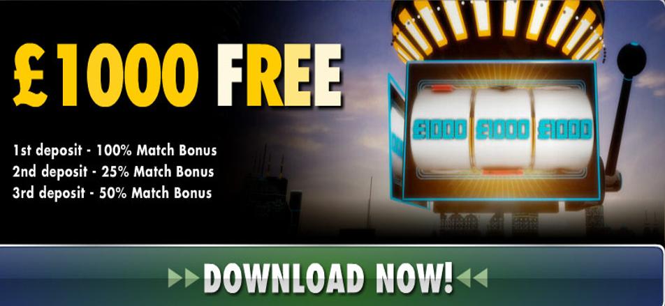Spin Palace Sign Up Bonus
