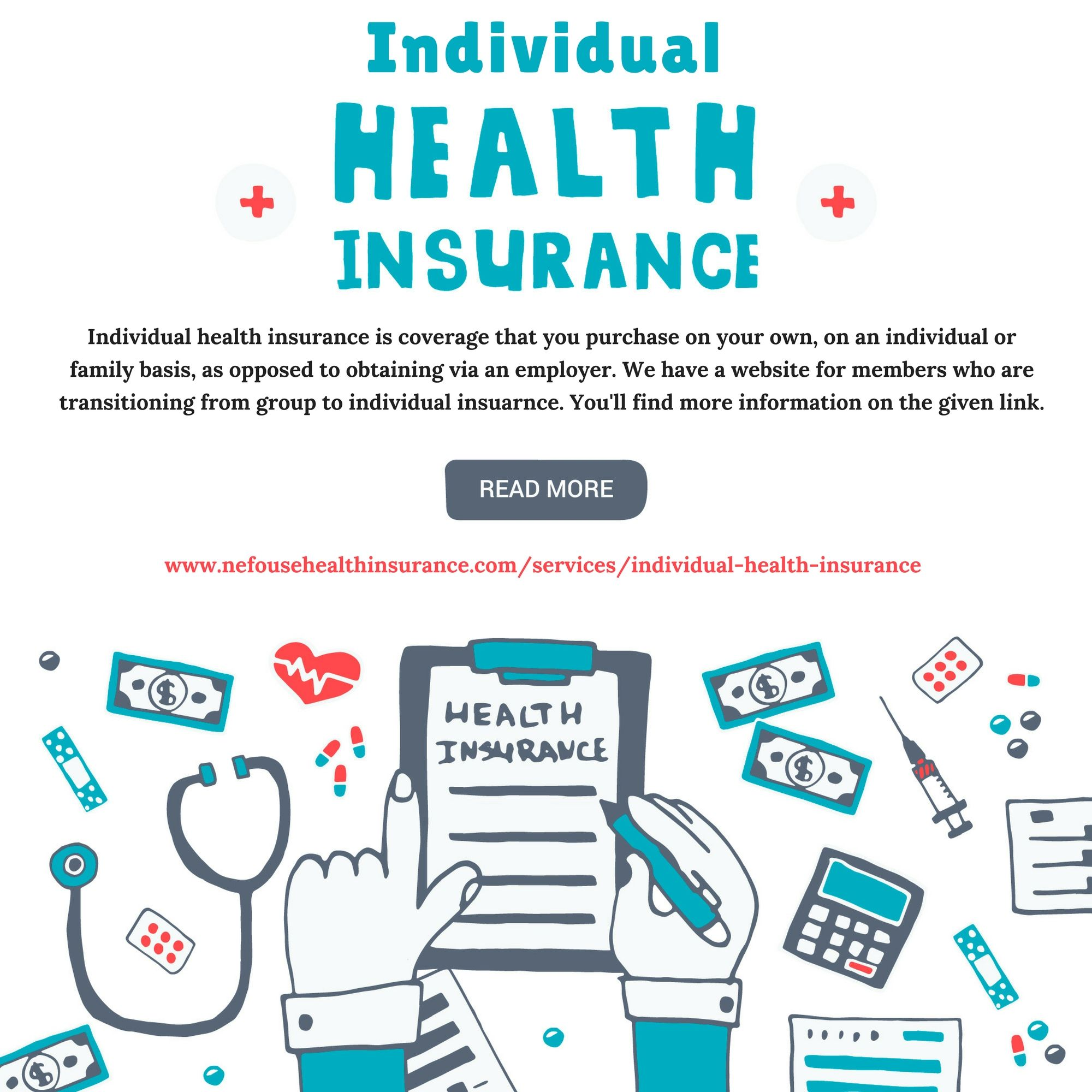 Individual Health Insurance Plans Get to know more about