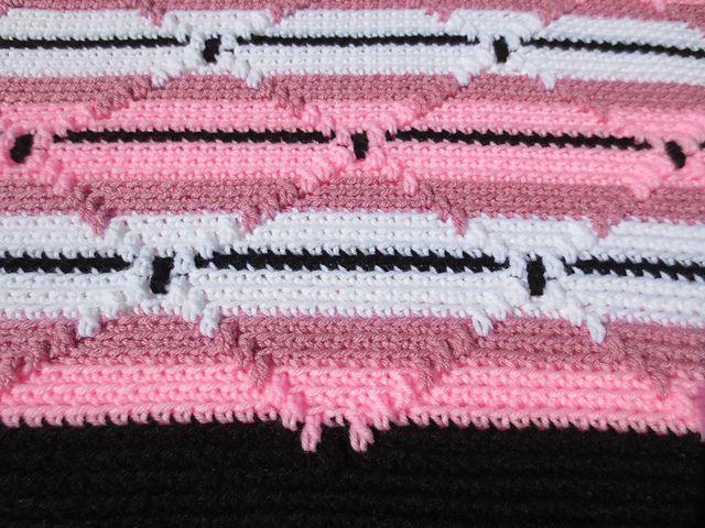 Navajo Indian Afghan #3 ~ free pattern   crafts   Pinterest   Decken ...