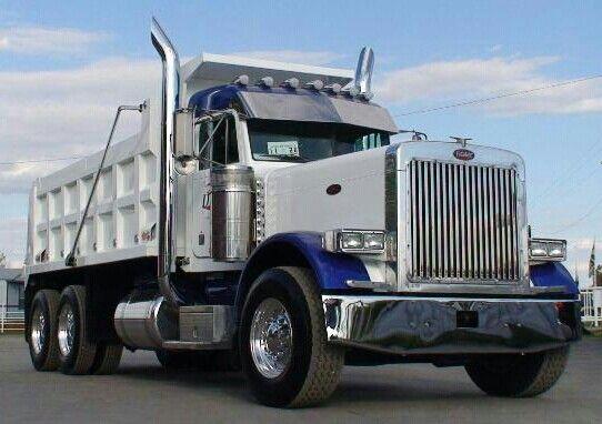 Peterbilt Dump Truck Wagon Peterbilt Dump Trucks Dump Trucks Dump Trucks For Sale