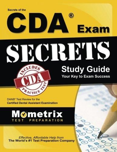 secrets of the cda exam study guide: danb test review for the ...
