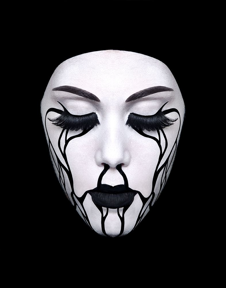 Maquillage halloween facile homme - Coiffure halloween facile ...