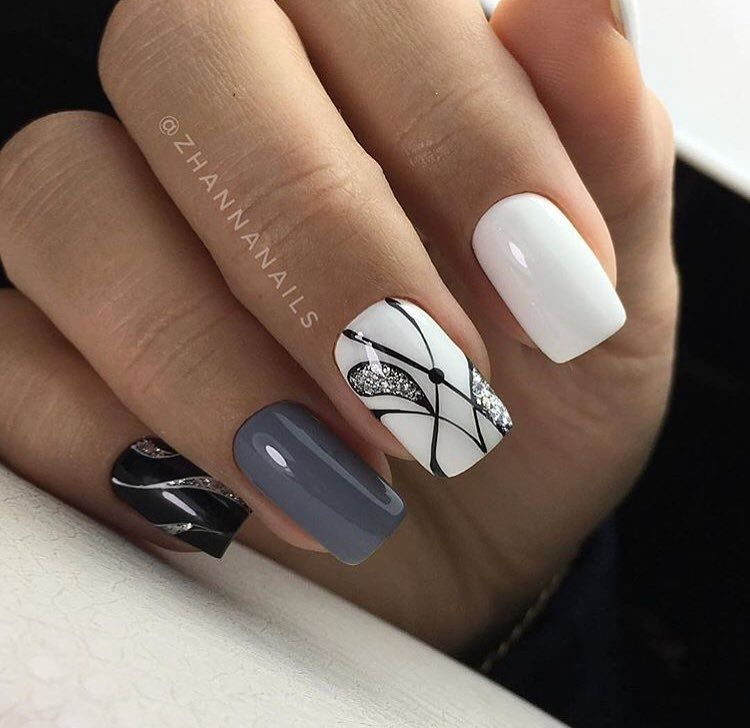 Nice Nail Art Nails Pinterest Nice Manicure And Nail Nail