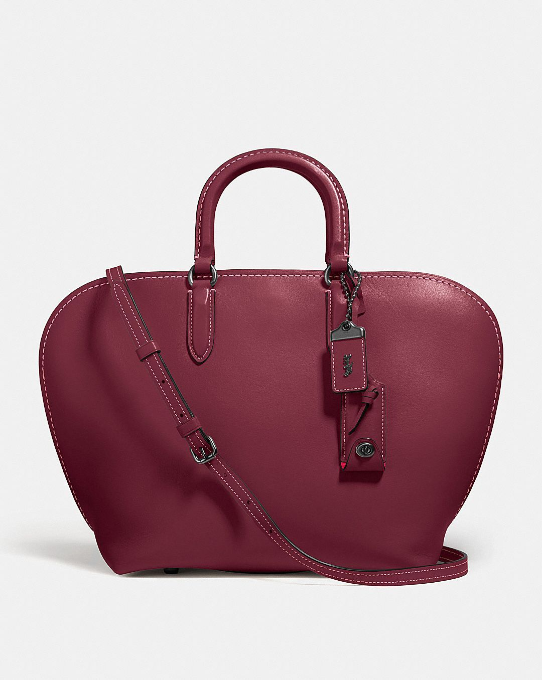 a961e58c8222 DAKOTAH SATCHEL IN GLOVETANNED LEATHER. DAKOTAH SATCHEL IN GLOVETANNED LEATHER  Coach Handbags ...