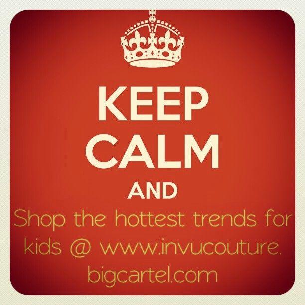 Online childrens boutique