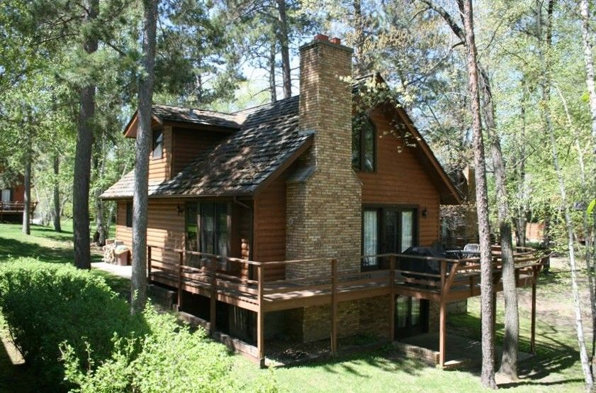 Cabin vacation rental in crosslake cross lake from vrbo for Vacation rentals minneapolis mn