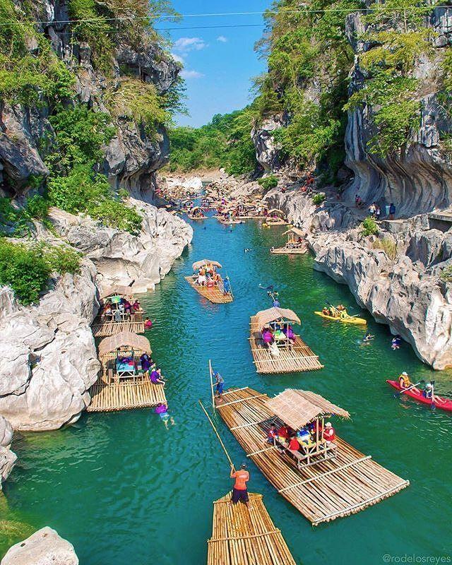 Cool Places Philippines: Minalungao National Park, Nueva Ecija