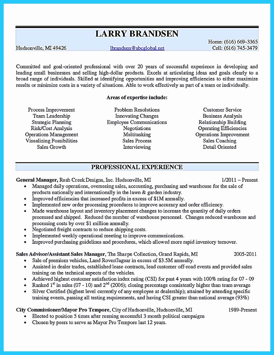 23 Business Owner Resume Examples in 2020 (With images
