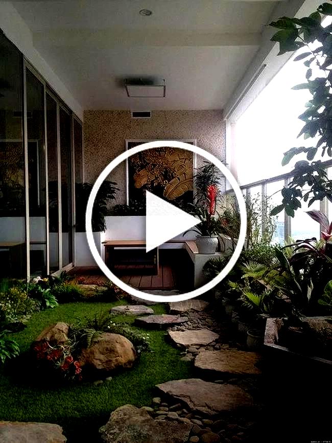 55 classy and simple apartment balcony decorating ideas 28 « housemoes #balcony… Balcony