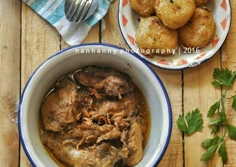 Resep Bistik Ayam Oleh Hanhanny Resep Resep Resep Masakan Indonesia Resep Masakan Asia