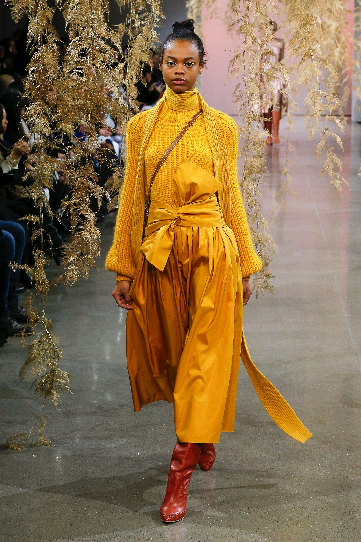 Ulla Johnson Fall 2018 Ready-to-Wear Fashion Show in 2019 ...