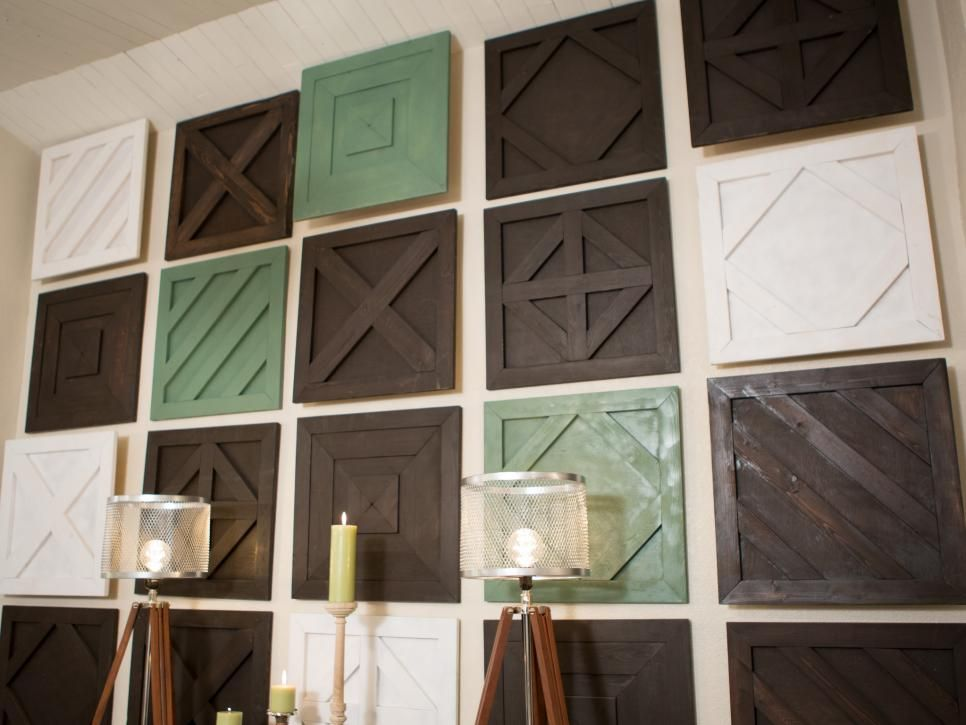 Aubrey And Bristol Use Clever Design And Craftsmanship To Turn A Small House With Inconvenient Layouts Into An Open Flip Or Flop Unusual Wall Art Panel Art Diy