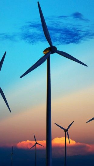 Wind Turbines At Sunset The Iphone Wallpapers Iphone 6 Wallpaper Backgrounds Sunset Iphone Wallpaper Iphone 6 Wallpaper