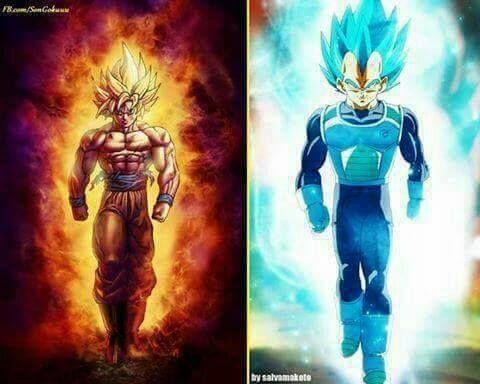 Quien Es Mas Fuerte Goku O Vegeta Dragonball Dragonballz Dragonballgt Dragonballsuper Dbz Goku Vegeta Tru Dragon Ball Gt Dragon Ball Dragon Ball Super