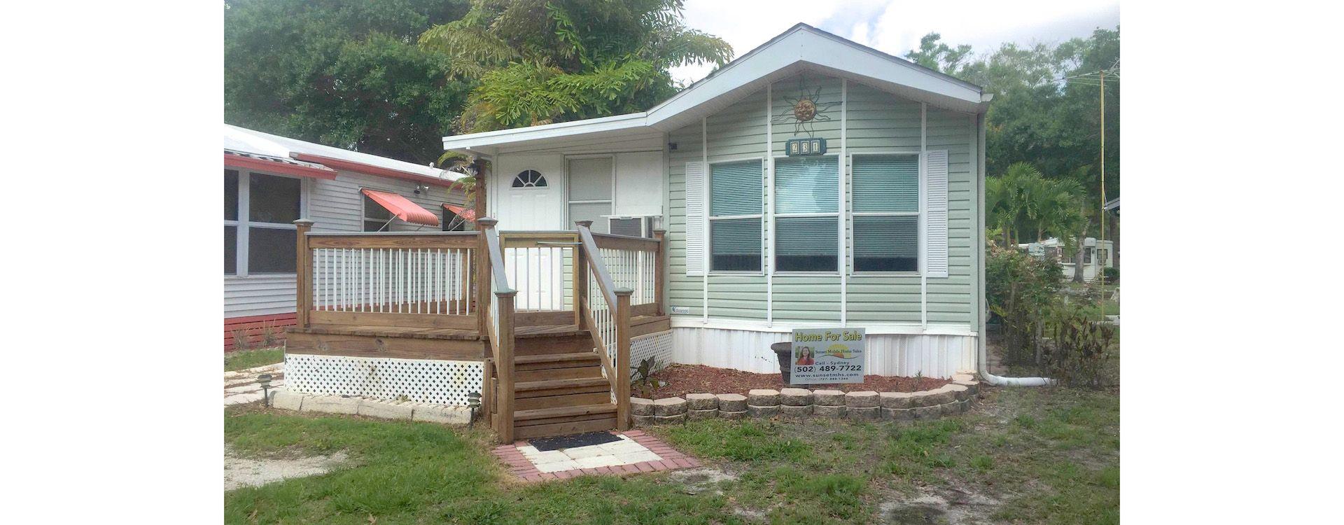 Mobile Home For Sale Largo, FL Vacation Village 231