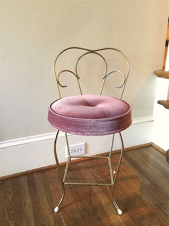 Marvelous Pin On Vanities Chairs Stools Download Free Architecture Designs Crovemadebymaigaardcom