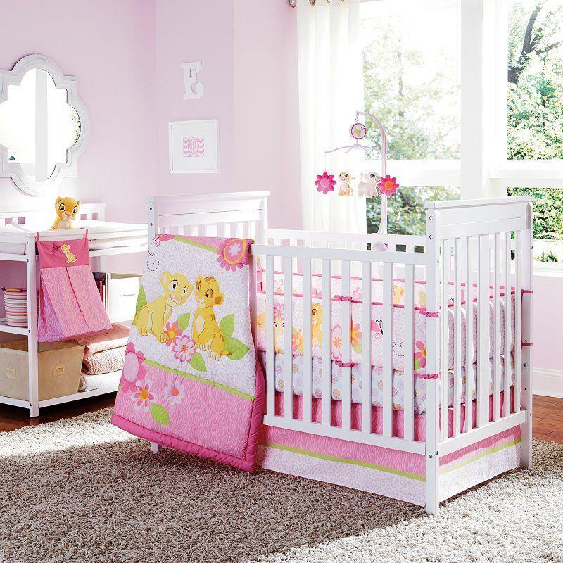 Disney Baby Lion King Nala S Jungle Padded Per 7333002 Nursery Bedding