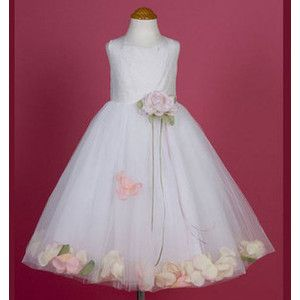 sears flower girl dresses | Snoepjes | Pinterest | Flower girl ...