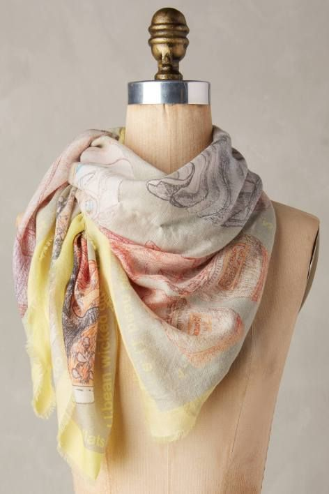 Anthropologies October Arrivals: Winter Accessories