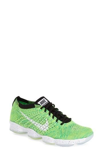 a561f2fb570 Women s Nike  flyknit Zoom  Agility Training Shoe