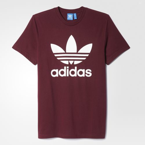 adidas T shirt Originals Trefoil | Addidas shirts, Adidas