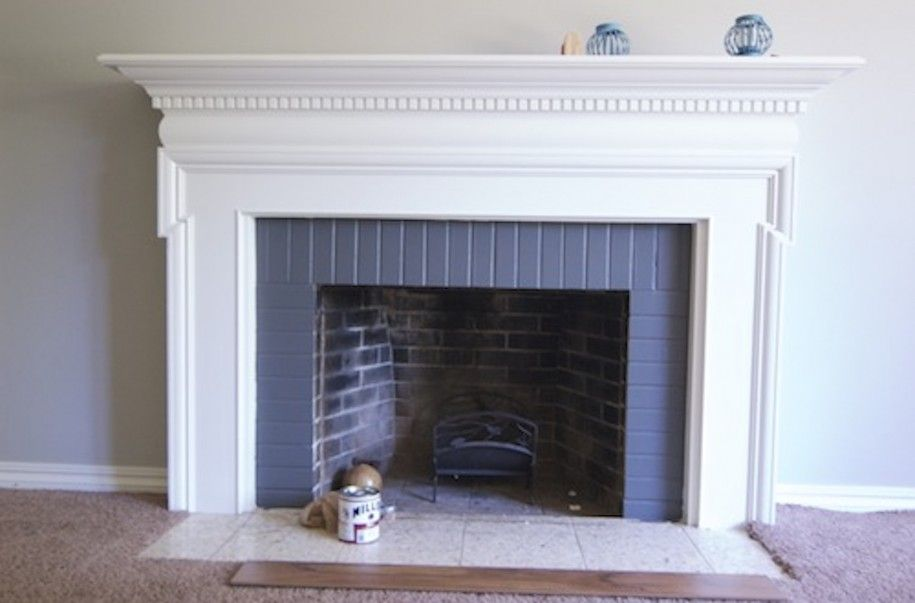 Lovely Painting Tile Around Fireplace Amazing Painting Tile Around Fireplace White With Brown Carpet Als Tile Around Fireplace Fireplace Cover Paint Fireplace