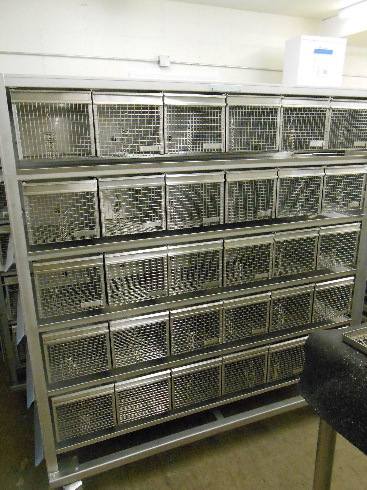 ALLENTOWN CAGING CO  60 CAGE, RODENT / SMALL ANIMAL HOUSING