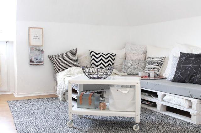 sofa de palets - Sofas De Palets