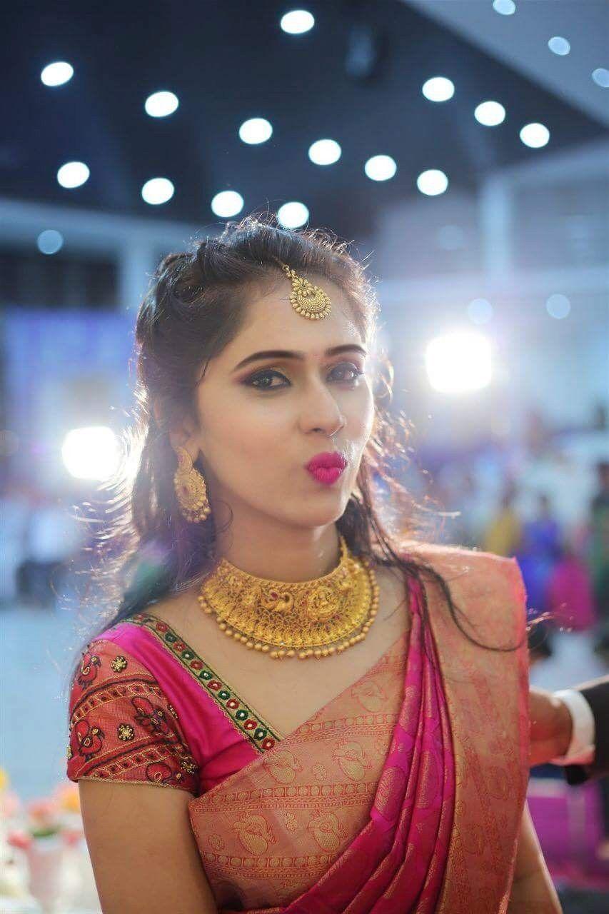 Pin By Joy Kasani On Saree Combination Wedding Saree Collection Wedding Blouse Designs Wedding Saree Indian