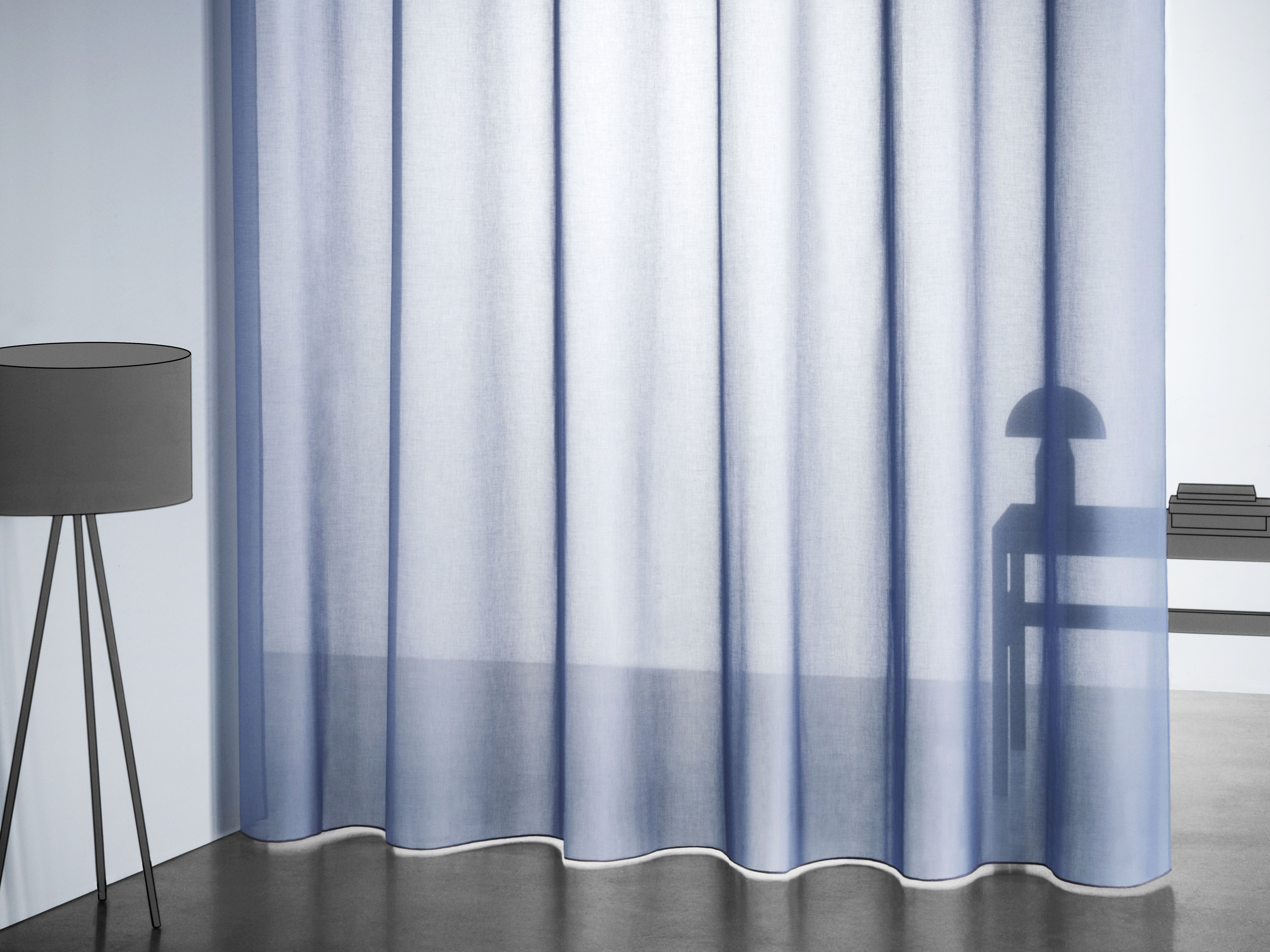 Kvadrat curtain Air in the office  Cool Baby Pins