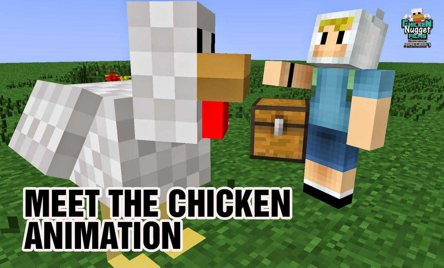 Park Art My WordPress Blog_How To Pluck A Chicken In Minecraft