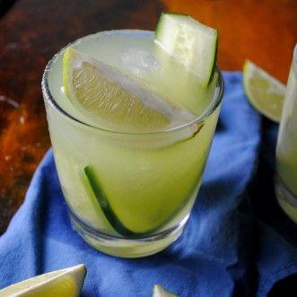 Honeydew Cucumber Cooler