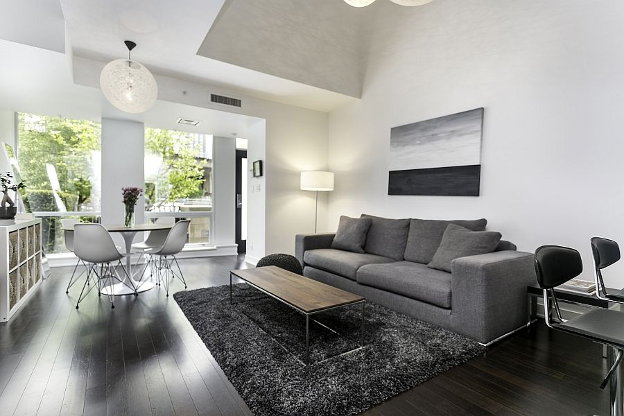 Resultado De Imagem Para White And Grey Living Room + Grey Sofa Part 68