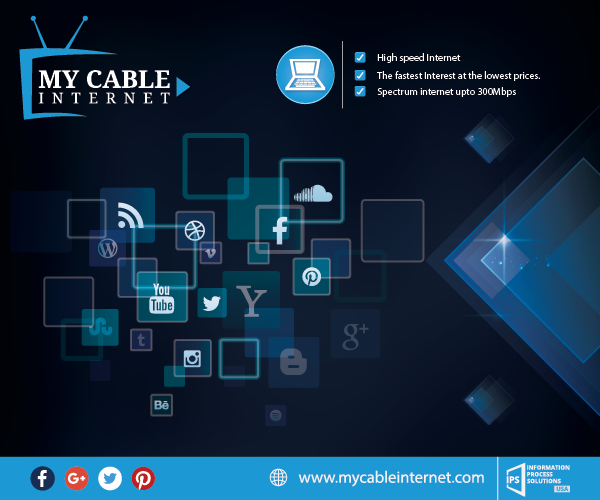 Mycableinternet Entertainment If You Are An Independent Individual And You Mostly Use The Internet For Your Work Bu Cable Internet Internet Speed Technology