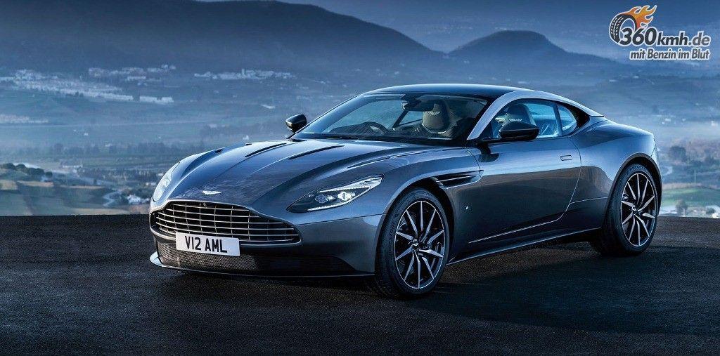 Der Aston Martin DB Auf Offiziellen Bildern How Are The Brakes - How much are aston martins