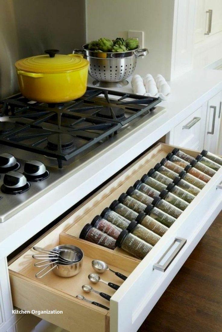 new smart diy kitchen organizing ideas diykitchenorganization in 2020 kitchen organization on kitchen organization diy id=20282