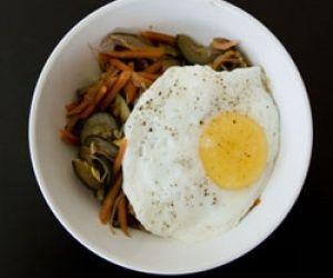 Veggie Egg Bowls