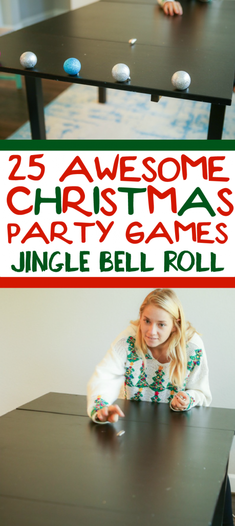 Christmas Party Games Ideas For Work Part - 36: 25 Funny Christmas Party Games That Are Great For Adults, For Groups, For  Teens, And Even For Kids! Try Them At The Office For A Work Party, At  School For A ...