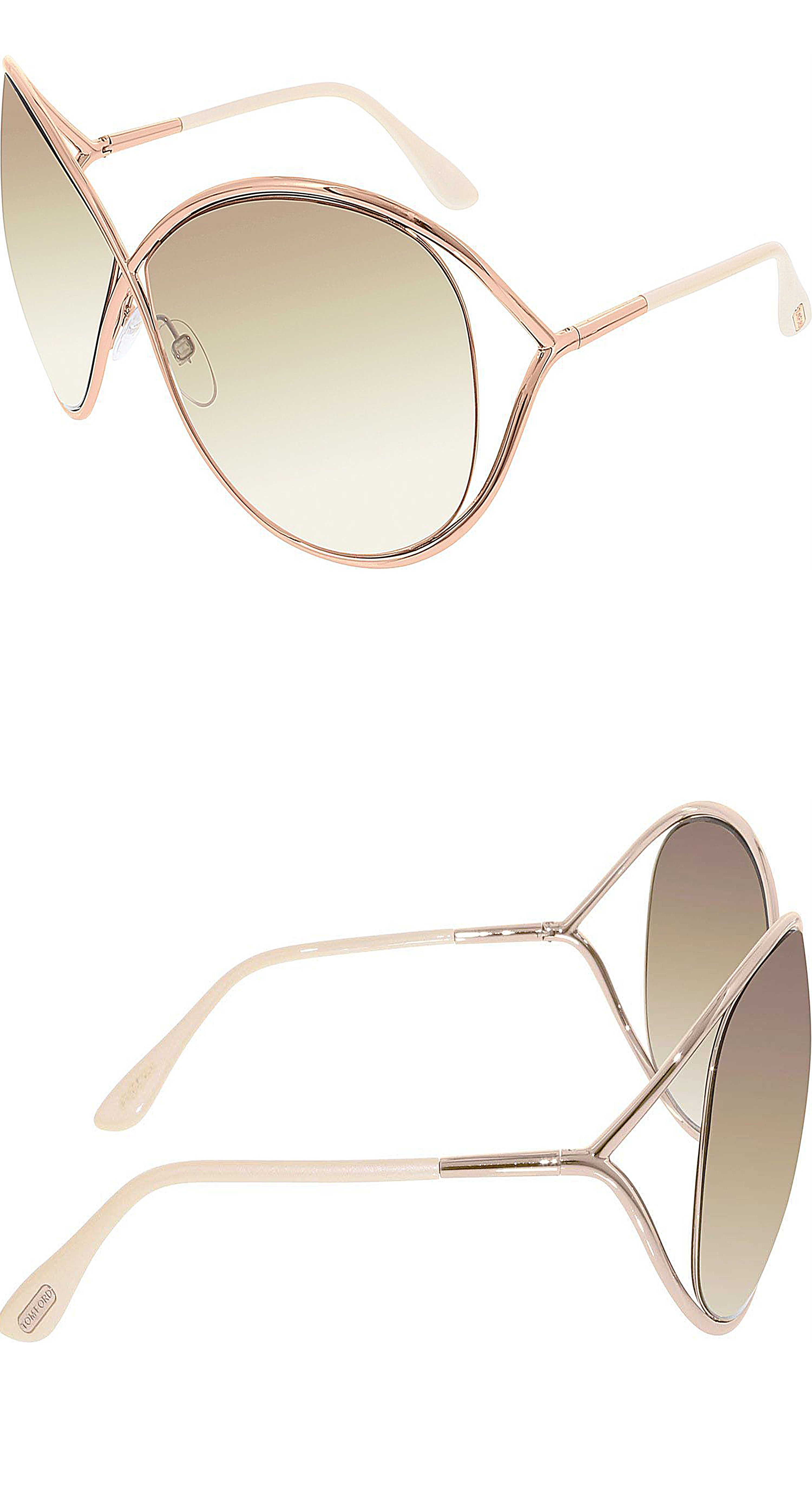 e2d89a4ae64 Authentic Tom Ford Sunglasses  MIRANDA TF130 available in multiple womens  sunglasses