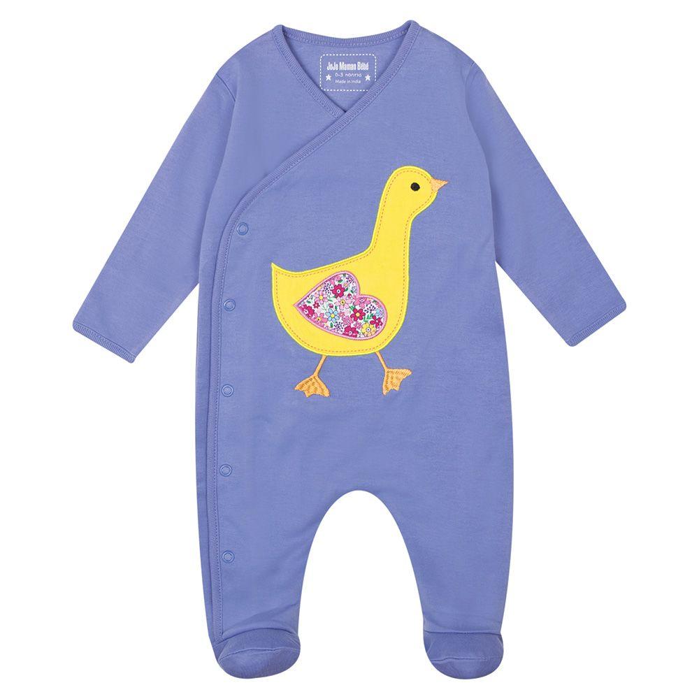 Jojo maman bebe duck applique baby sleepsuit jojo easter gift jojo maman bebe duck applique baby sleepsuit easter giftbaby boyschristmas negle Image collections