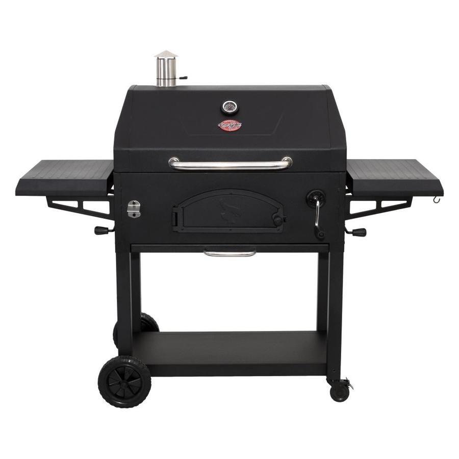 Char Griller 32 9 In Black Powder Coat Charcoal Grill Lowes 199 Charcoal Grill Best Charcoal Grill Charcoal Bbq